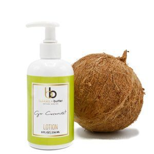 Go Coconuts! Lotion